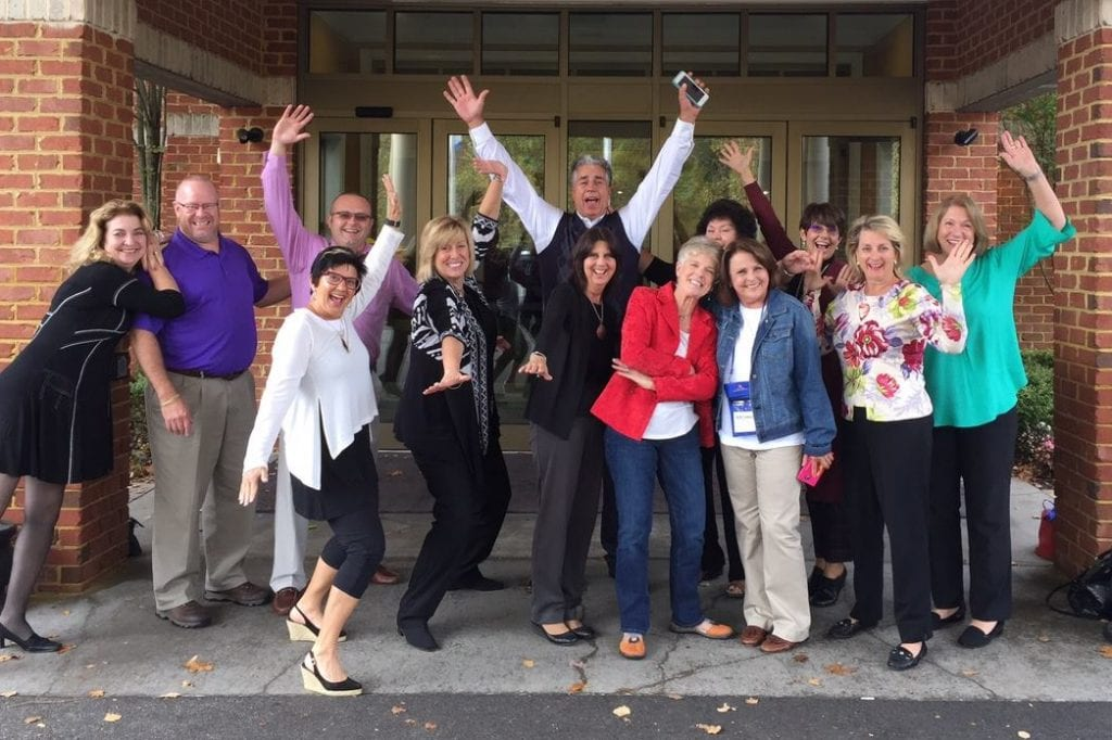 Members of the Greenbrier Valley Board of Realtors