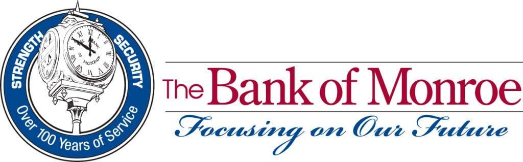 Bank of Monroe Logo