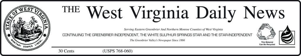 West Virginia Daily News Logo