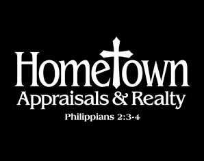 Hometown Appraisals and Realty Logo